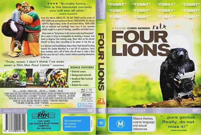 four lions imdb