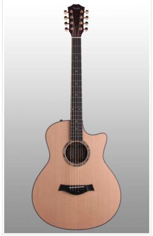 guitar blog taylor gt8 baritone 8 string acoustic guitar. Black Bedroom Furniture Sets. Home Design Ideas