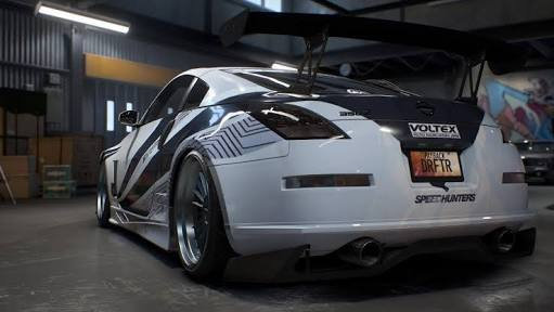 Need For Speed Payback Car customization