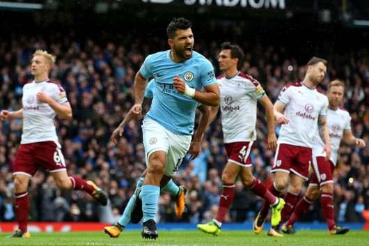 Burnley vs Manchester City