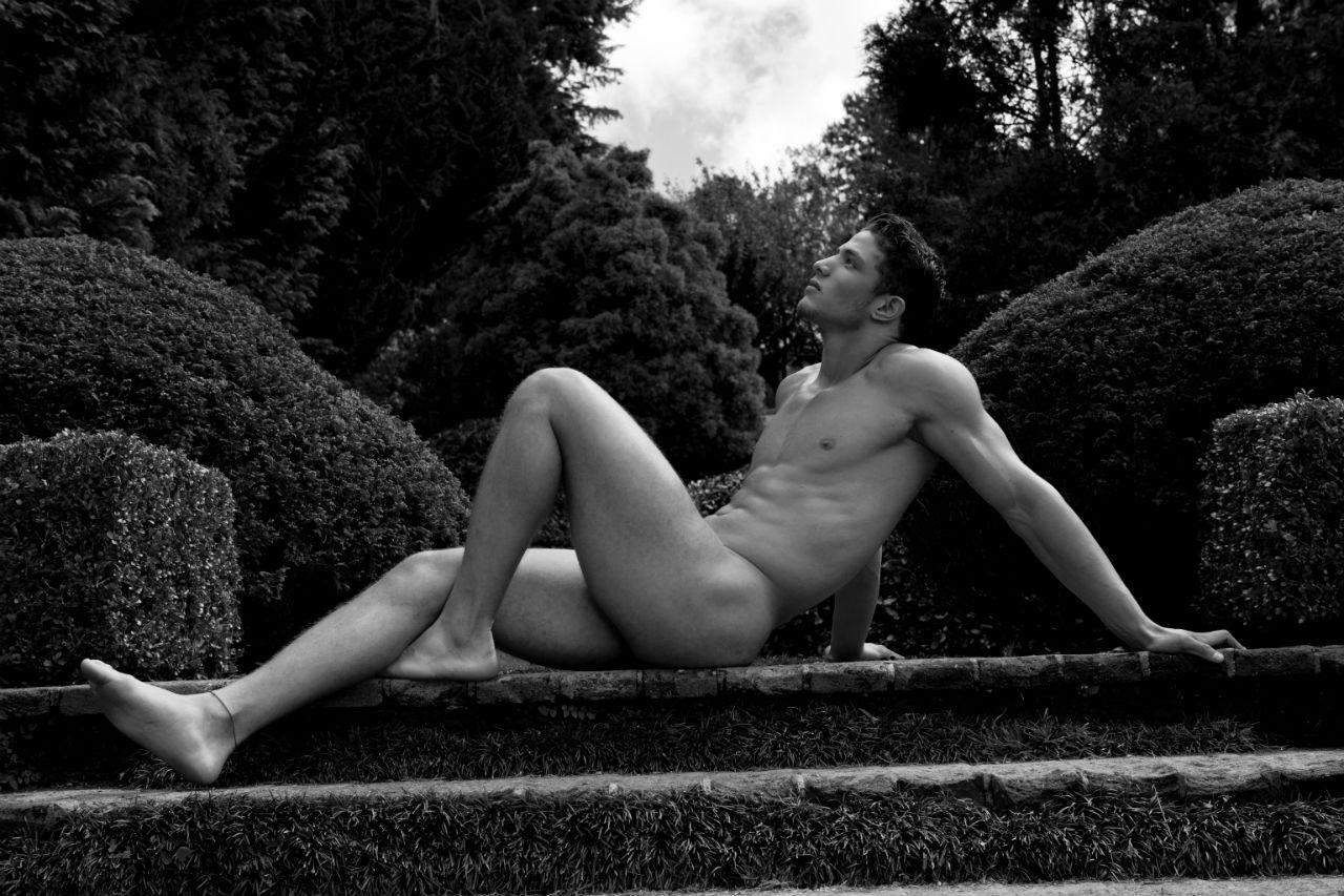 New naked men