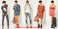 Diesel 2012  Genç Kız  Kıyafetleri Kolleksiyonu