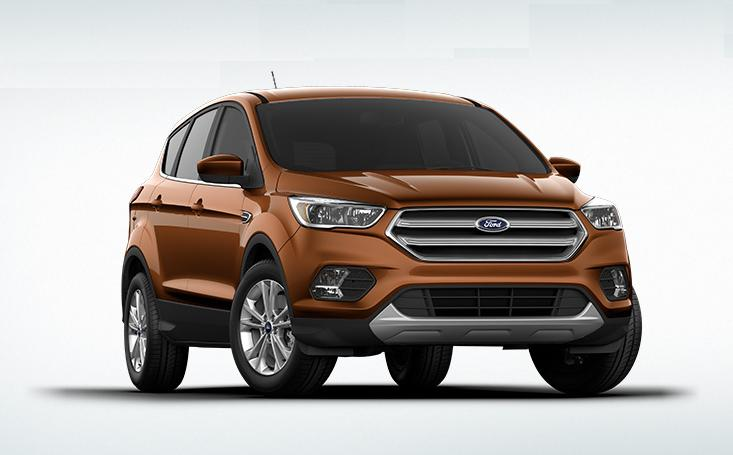 2017 ford escape small suv models about all car specs. Black Bedroom Furniture Sets. Home Design Ideas