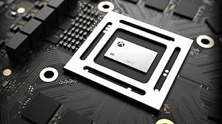το τσιπ του Xbox Scorpio