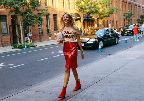 Camille Chariere NYFW New York Fashion Week Vogue Street Style
