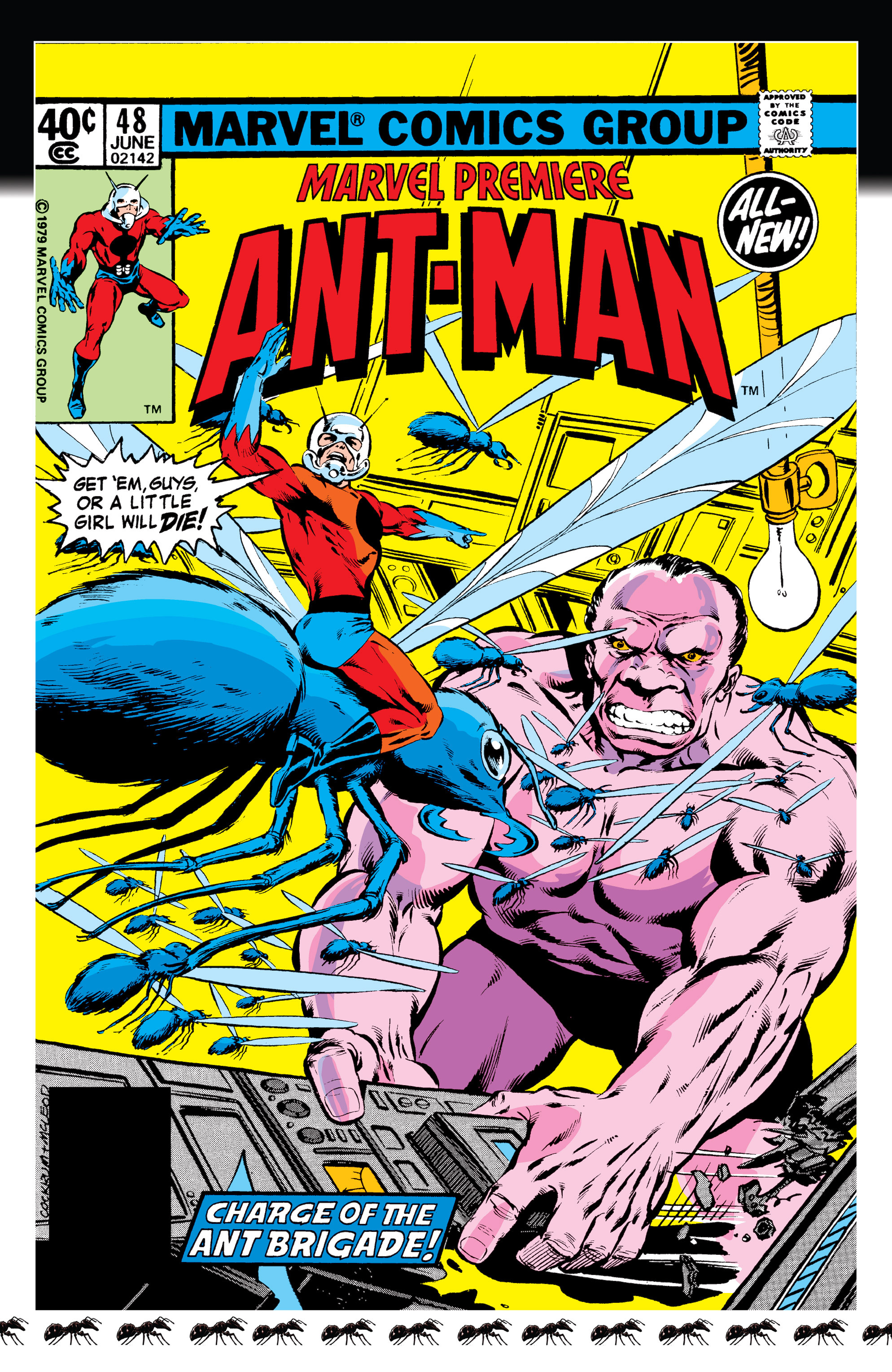 Read online Ant-Man comic -  Issue #Ant-Man _TPB - 21