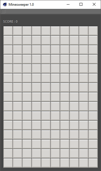 minesweeper default