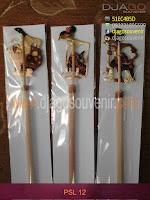 Souvenir Pensil Wayang Kulit Halus