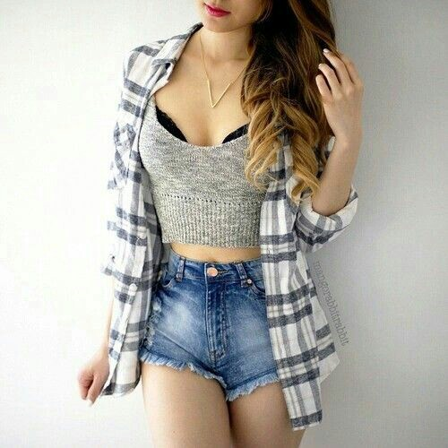 Teenage summer outfit