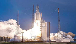 India's GSAT-31 successfully launched from French Guiana