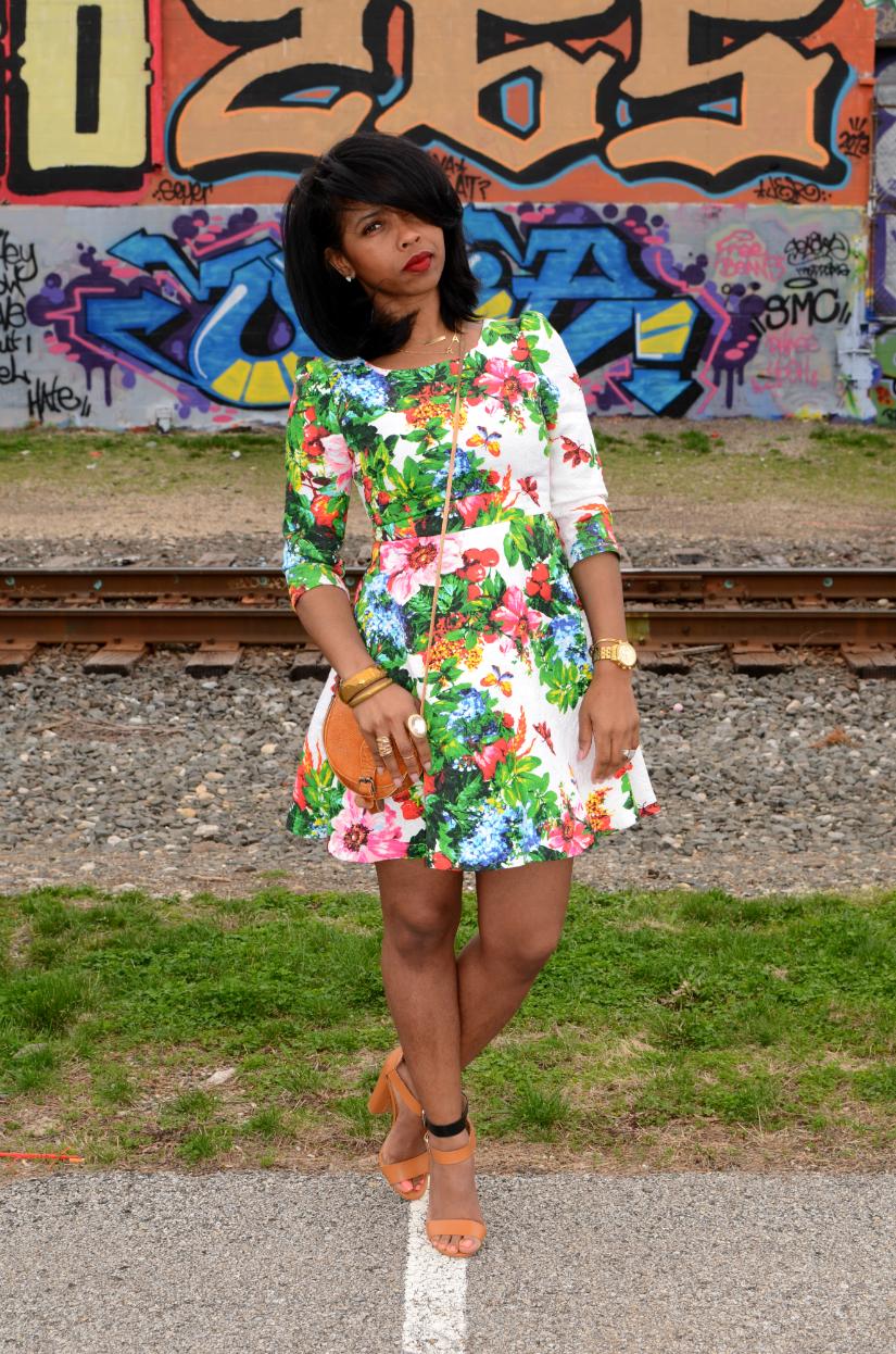 春季服装创意