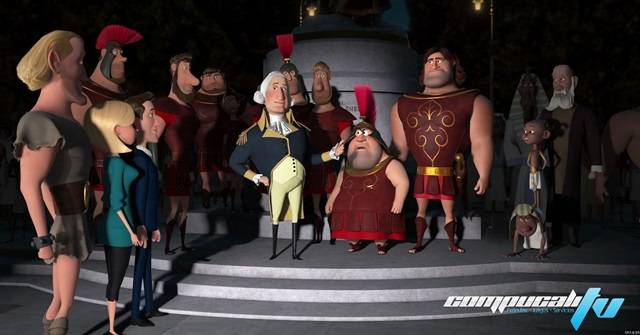 Las Aventuras de Peabody y Sherman 1080p HD
