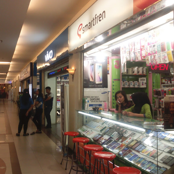 Mal Pekanbaru,tempat asyik biar ga gaptek