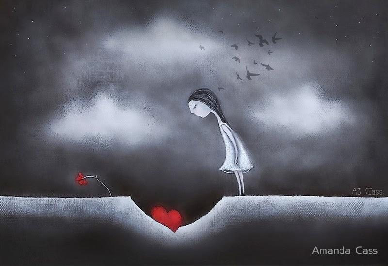 luto - 3 - O luto necessário ao fim do relacionamento