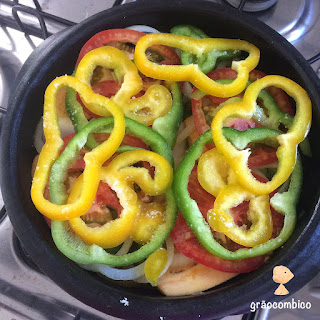 Vegan dish Brazil