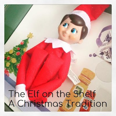 Elf on the Shelf - Christmas tradition