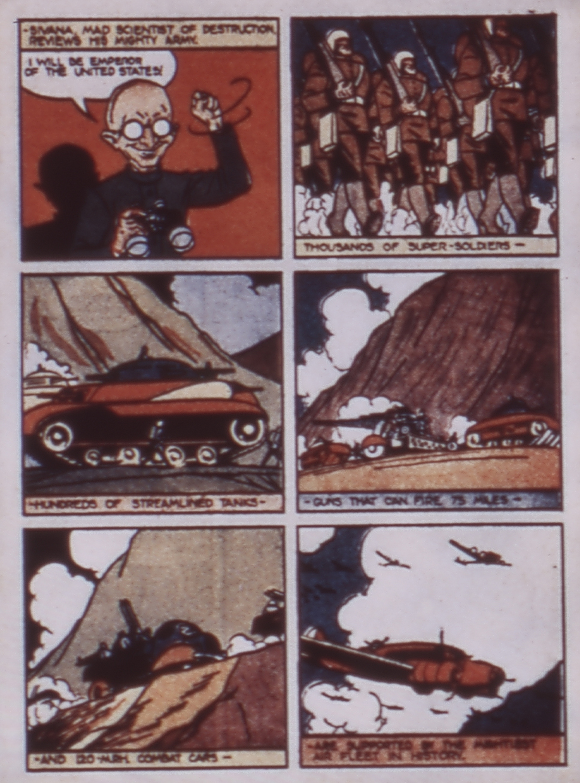 Read online WHIZ Comics comic -  Issue #3 - 5