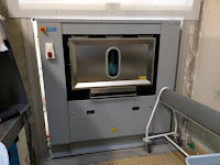 Electrolux barrier washer WSB4500H 50KG Year 2008
