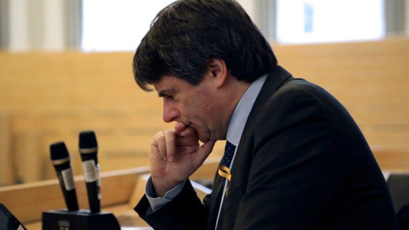 Puigdemond promovió en 2017 el referendo separatista en España / GACETA
