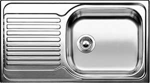 Daftar Harga Wastafel Merk Blanco Stainless Steel Anti Karat yang bagus