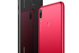 نظرة على جهاز Huawei Y7 Prime 2019 الجديد بتصميم مذهل وكاميرا بتقنية AI وميزات رائعة