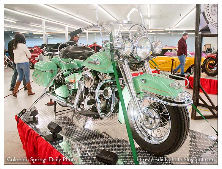 Colorado Springs Daily Photo: Car And Motorcycle Show (Part 5