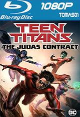 Teen Titans: El contrato de Judas (2017) BRRip 1080p