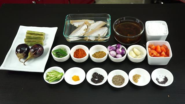 Ingredients-for-Karuvattu-Kulambu