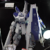 P-Bandai: MG 1/100 hi-nu Gundam Ver. Ka Heavy Weapon System (HWS) on Display at C3 x Hobby 2014