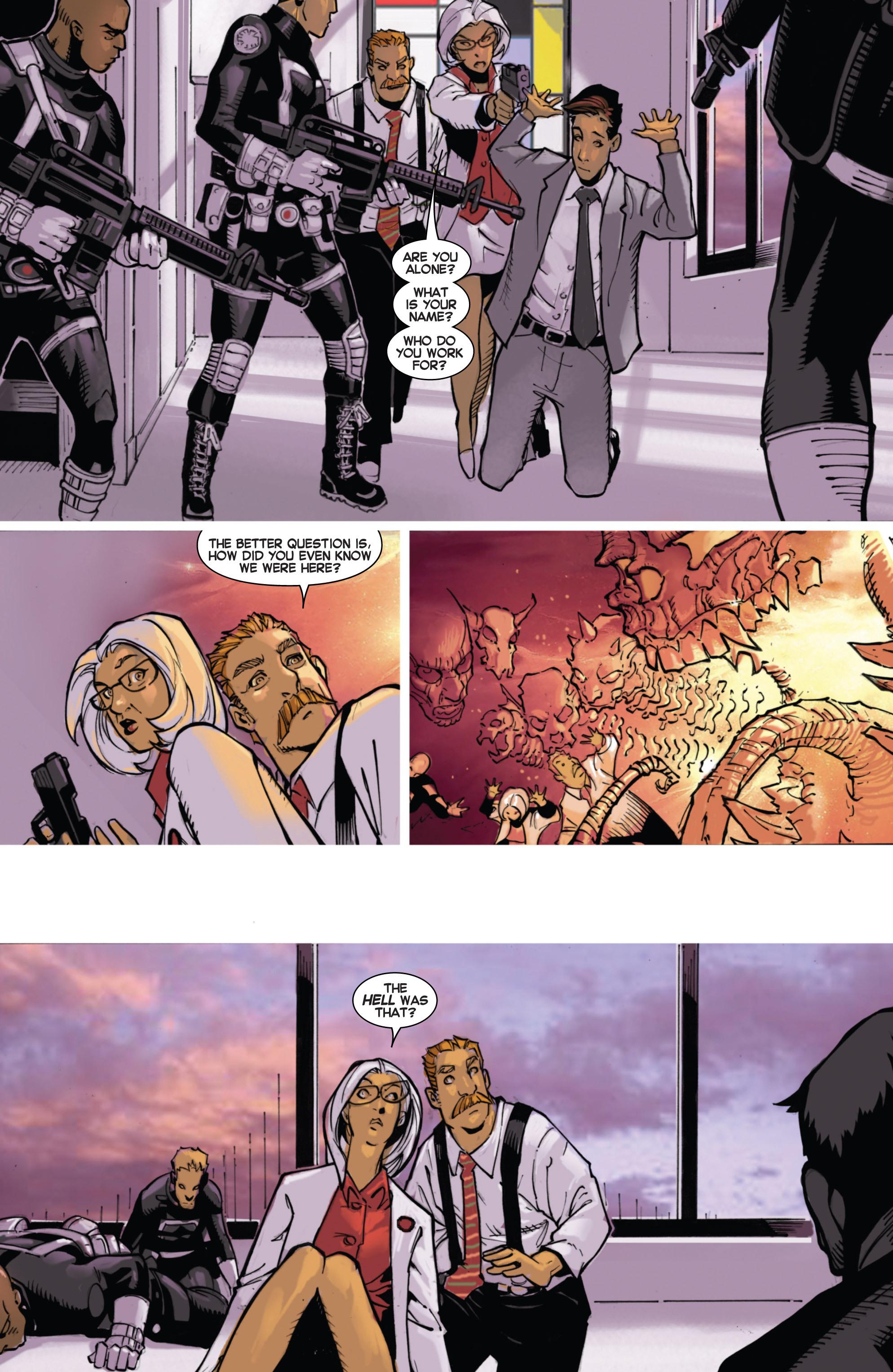 Read online Uncanny X-Men (2013) comic -  Issue #14 - 20