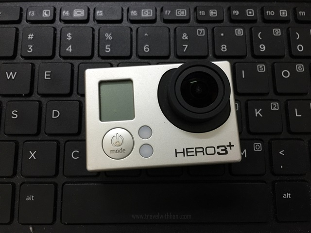 Terlupa Password Wifi GoPro Hero 3+