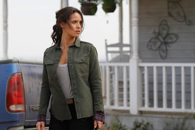 Adria Arjona in Emerald City Series (1)