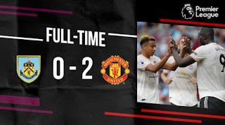 Burnley vs Manchester United 0-2 Video Gol & Highlights