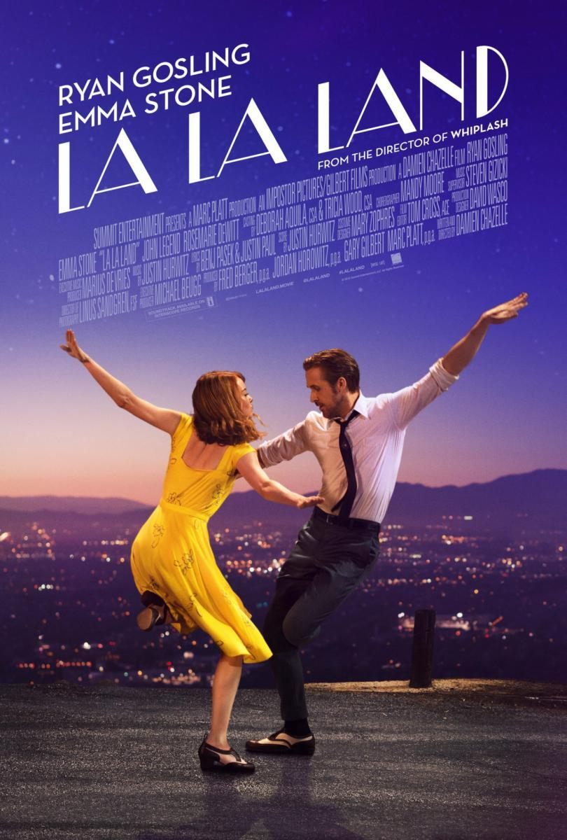 La La Land [2016] [DVD9] [NTSC] [Latino]