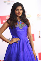 Eesha in Cute Blue Sleevelss Short Frock at Mirchi Music Awards South 2017 ~  Exclusive Celebrities Galleries 053.JPG