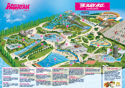 Mappa Aquafan 2017