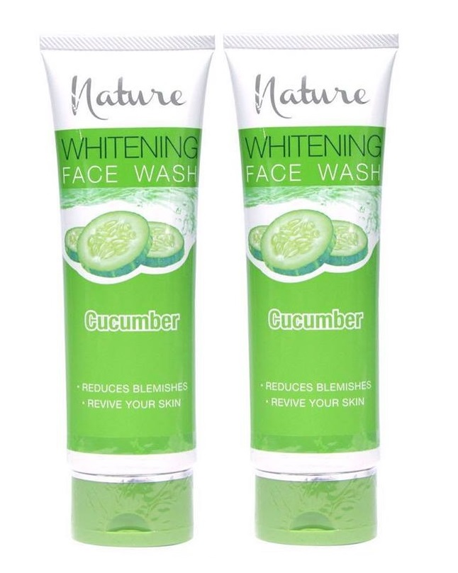 Pack Of 2 - Nature Cucumber Face Wash 100 ml