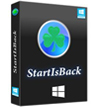 StartIsBack Crack 2.9.1 With 2020  License Key Update!