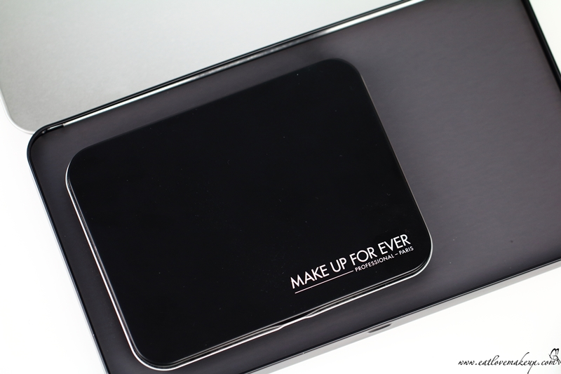 Make Up For Ever Empty Metal Palette