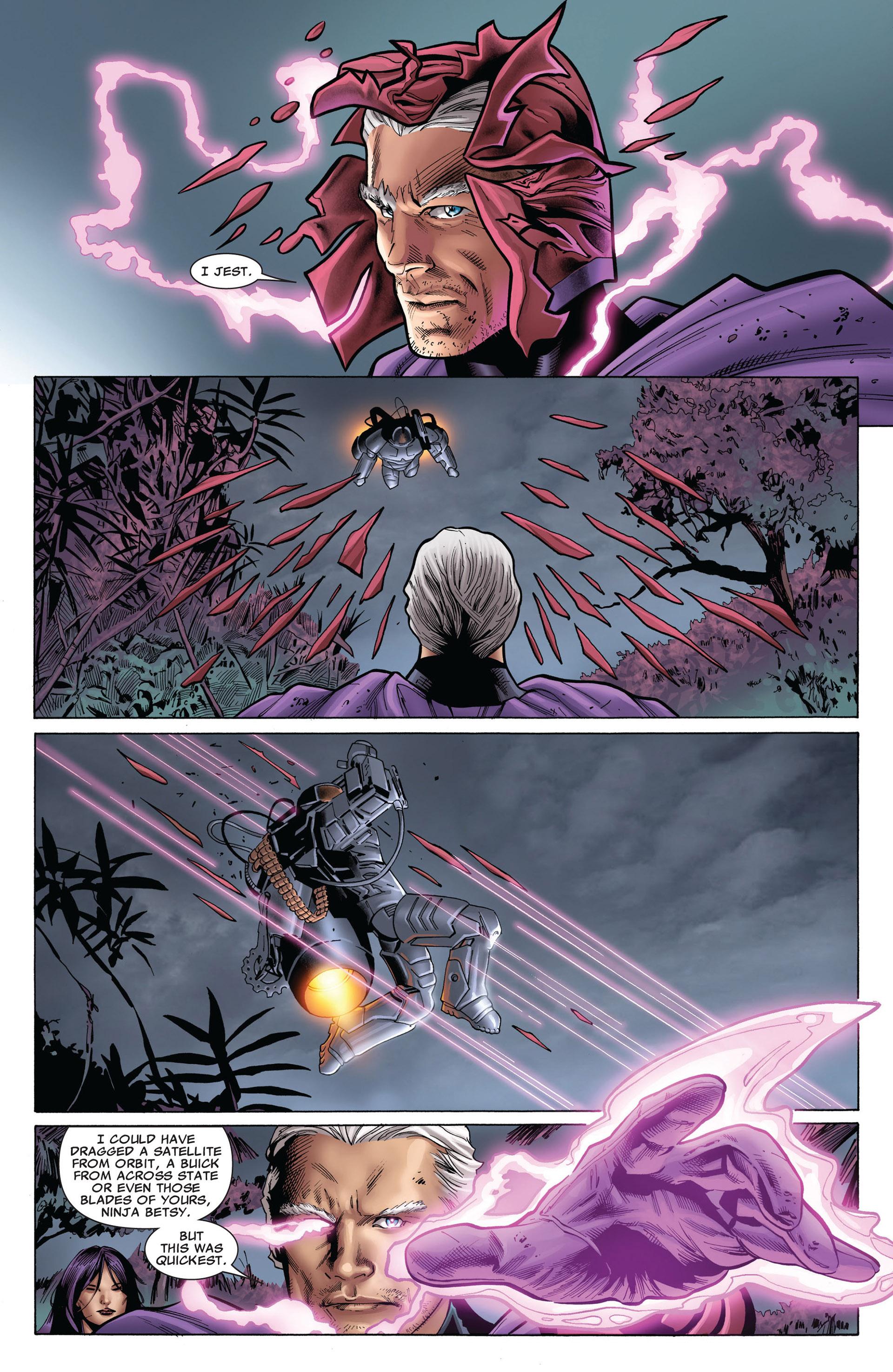 Read online Uncanny X-Men (2012) comic -  Issue #6 - 11