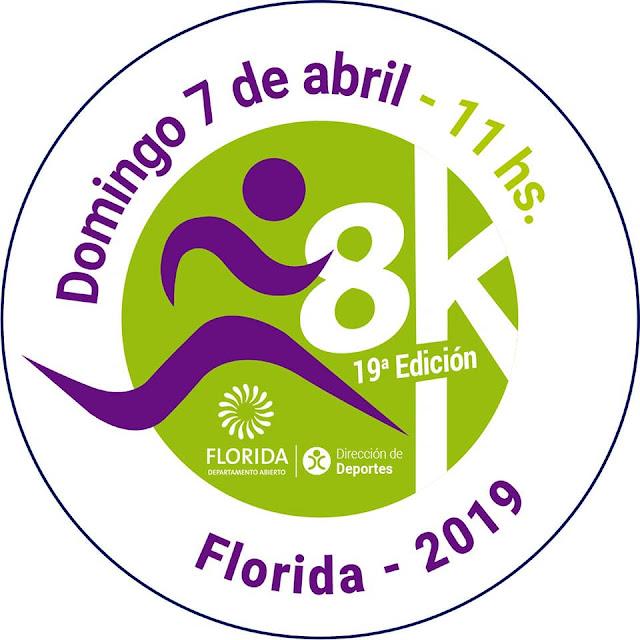 8k de Florida (19a.ed., 07/abr/2019 - hora 11)