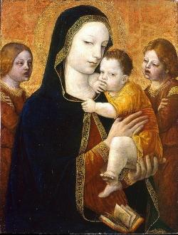 Подборка картин  «Аве, Мария! Мадонна в живописи»