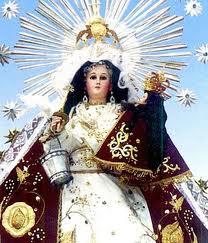 fiesta de la Virgen de la Candelaria