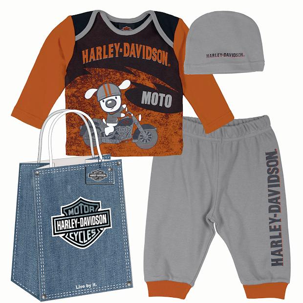 Adventure Harley-davidson Kids Clothes