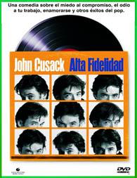 High Fidelity (Alta fidelidad) (2000) | DVDRip Latino HD Mega 1 Link