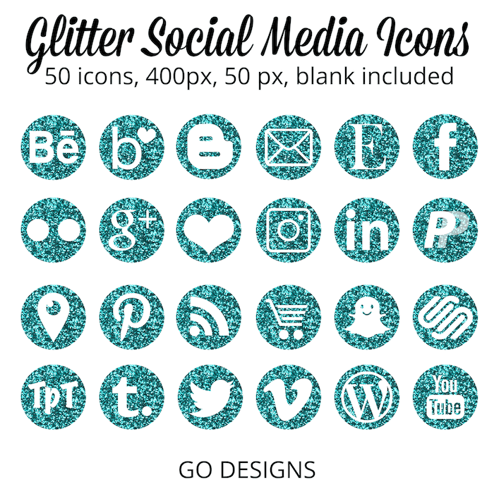 https://www.teacherspayteachers.com/Product/Social-Media-Icons-Glittery-Turquoise-4259886