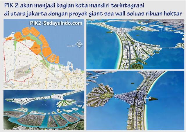 Giant Sea Wall Jakarta