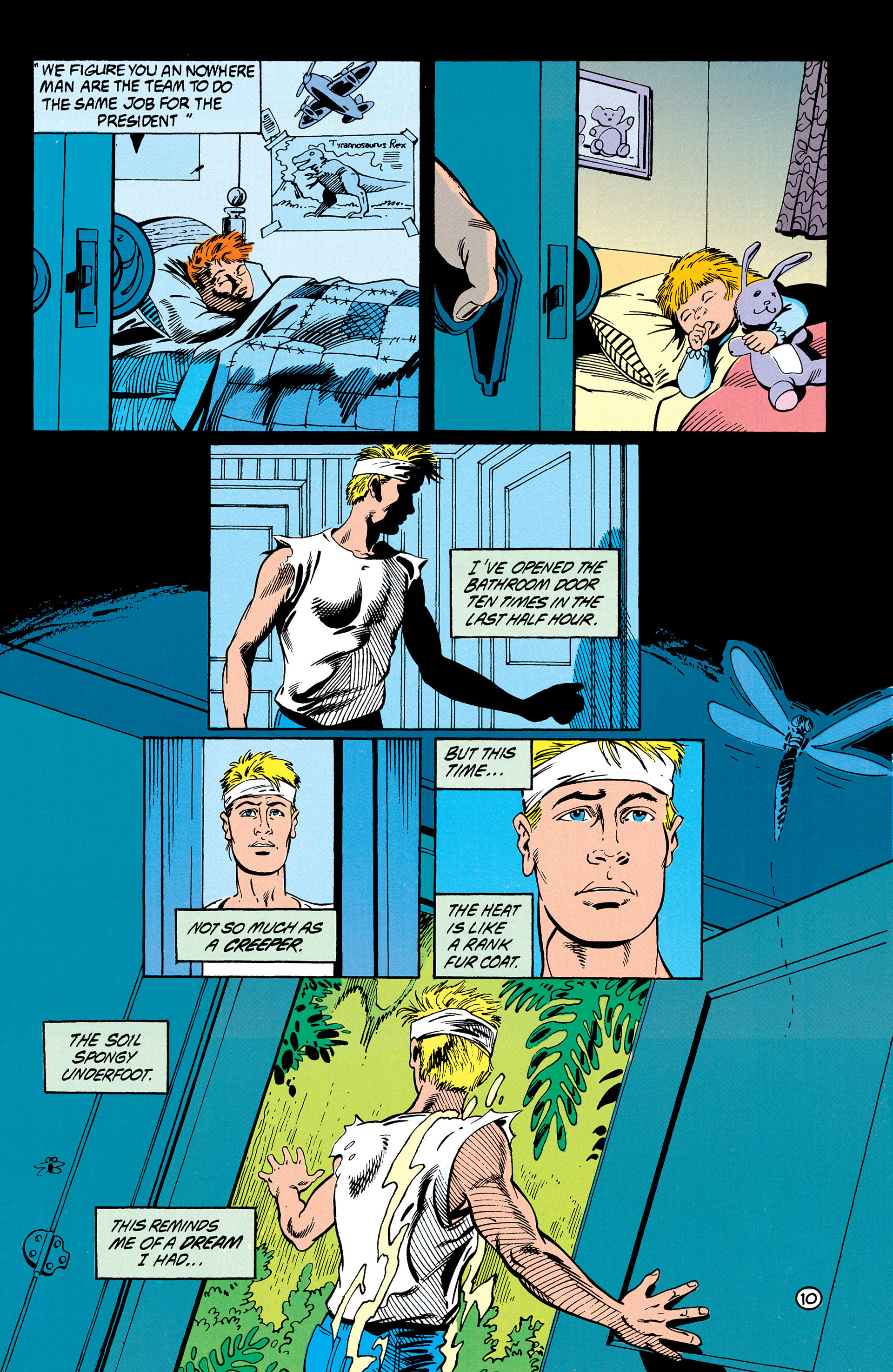Read online Animal Man (1988) comic -  Issue #30 - 11