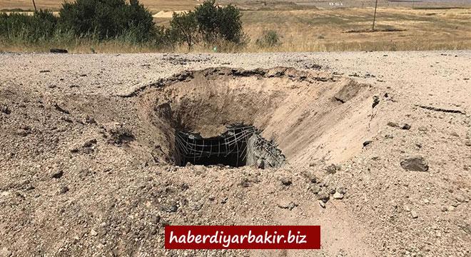 Diyarbakır Silvan'da el yapımı patlayıcı ve çok sayıda mühimmat ele geçirildi