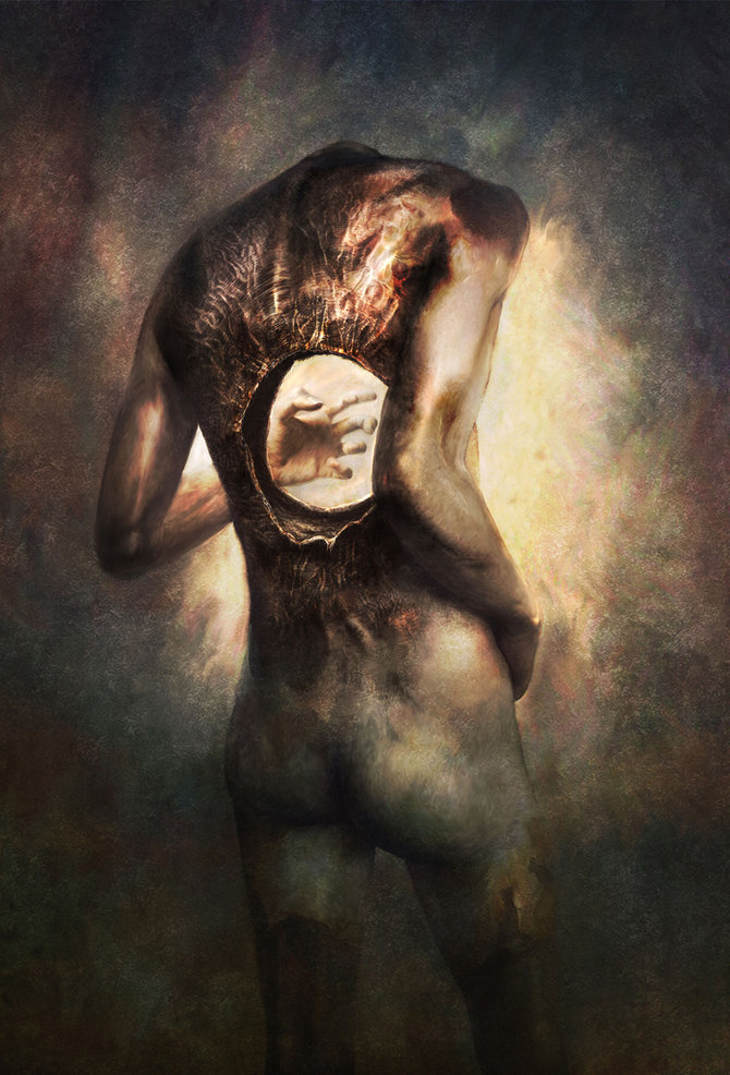 Ryohei Hase. Ilustración | Illustration
